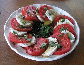 TomatoCaprese