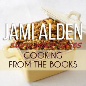 Cooking from the books: Thanksgiving Edition