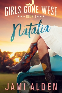 Girls Gone West Book 1 Natalia – Ebook